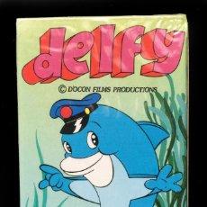 Baralhos de cartas: DELFY - NAIPES INFANTILES FOURNIER - PRECINTADA ORIGINAL DE FABRICA. Lote 181149351