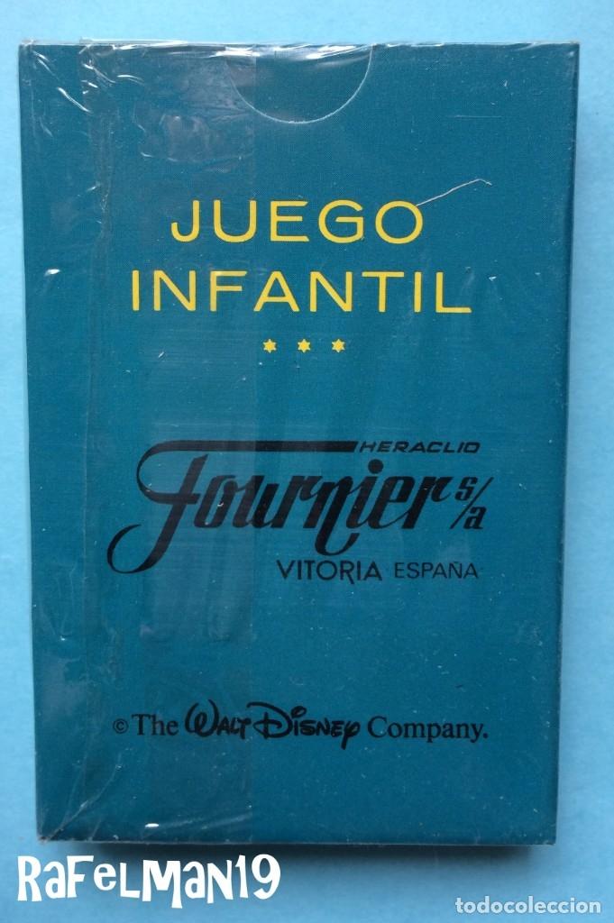 Barajas de cartas: OLIVER y SU PANDILLA - DISNEY - NAIPES INFANTILES FOURNIER - PRECINTADA ORIGINAL DE FABRICA - Foto 2 - 181150741