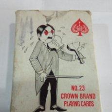 Barajas de cartas: BARAJA DE POKER N°23. Lote 181357645