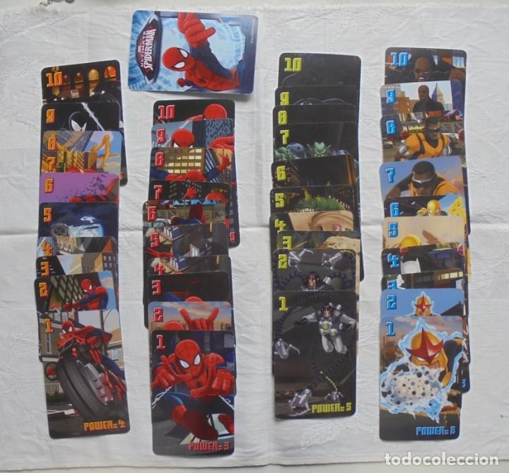 BARAJA JUEGO CARTAS SPIDERMAN (Juguetes y Juegos - Cartas y Naipes - Otras Barajas)