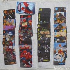 Barajas de cartas: BARAJA JUEGO CARTAS SPIDERMAN. Lote 181471156