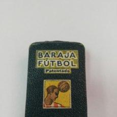 Barajas de cartas: BARAJA FÚTBOL INFANTIL. Lote 181906687