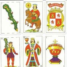 Barajas de cartas: BARAJA ESPAÑOLA CASTELLANA- AÑO 2019.-NOVEDAD. Lote 194781280