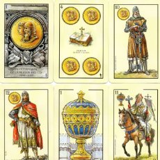 Barajas de cartas: BARAJA ESPAÑOLA. Lote 182075708