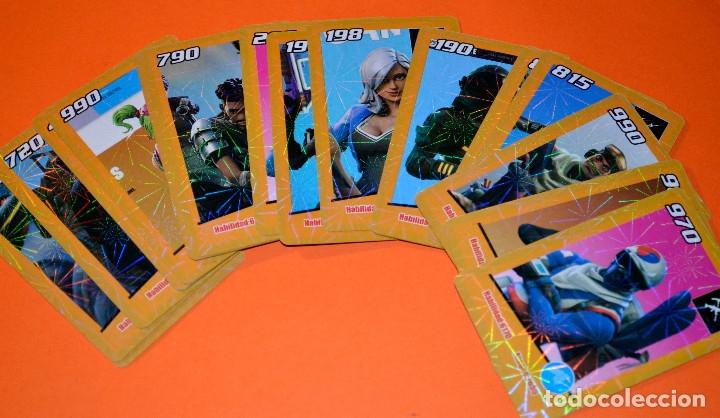 Barajas de cartas: Baraja cartas Fortnite. - Foto 2 - 182087578