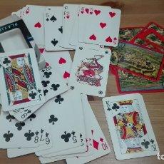 Barajas de cartas: BARAJA DE CARTA SOUVENIR PLAYING CARDS. Lote 182150332