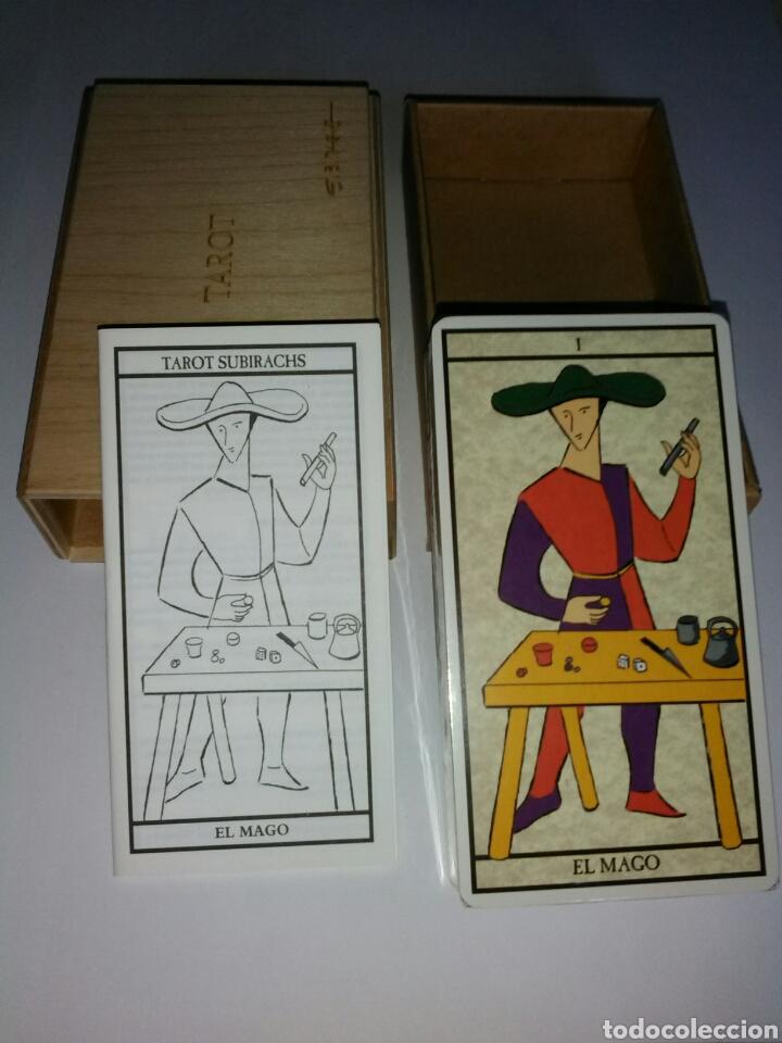 COLECCIONISTA!! TAROT SUBIRACHS.NUEVO (Juguetes y Juegos - Cartas y Naipes - Barajas Tarot)