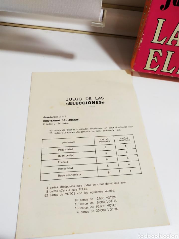 Barajas de cartas: JUEGO DE LAS ELECCIONES DE HERACLIO FOURNIER - Foto 4 - 182422075