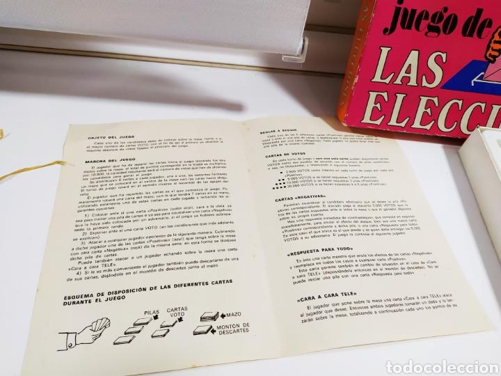 Barajas de cartas: JUEGO DE LAS ELECCIONES DE HERACLIO FOURNIER - Foto 5 - 182422075