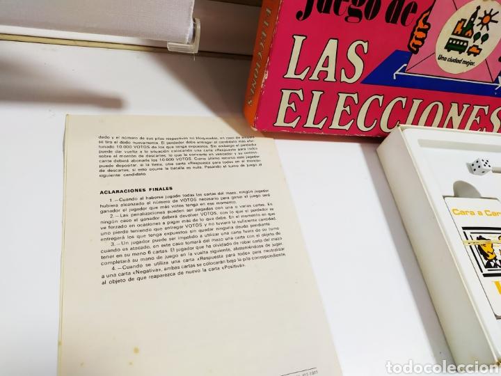 Barajas de cartas: JUEGO DE LAS ELECCIONES DE HERACLIO FOURNIER - Foto 6 - 182422075