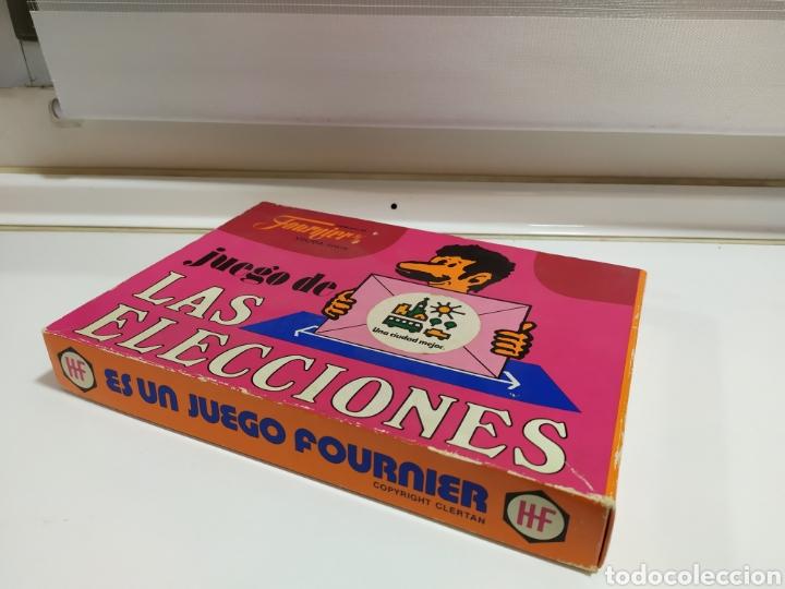 Barajas de cartas: JUEGO DE LAS ELECCIONES DE HERACLIO FOURNIER - Foto 9 - 182422075
