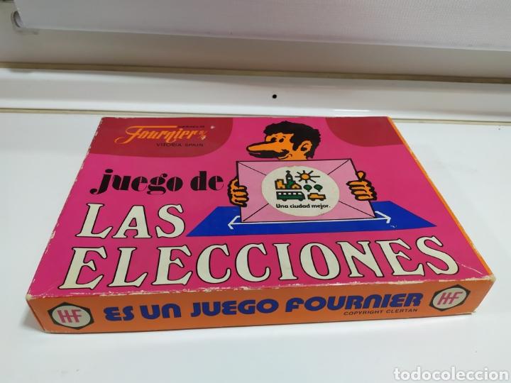 Barajas de cartas: JUEGO DE LAS ELECCIONES DE HERACLIO FOURNIER - Foto 11 - 182422075