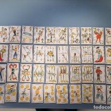Barajas de cartas: BARAJA COMPLETA 48 CARTAS 1927 NAIPES CIMADEVILLA RECLAMOS VALENCIA NUEVA PERFECTA VER FOTOS CONSERV. Lote 182458541