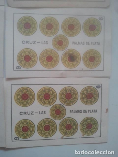 Barajas de cartas: NAIPES DE BARAJA - SEGUNDO DE OLEA - EL HERALDO - PARA CASINOS - Y OTRAS - LOTE DE ANTIGUAS CARTAS - Foto 5 - 182596070