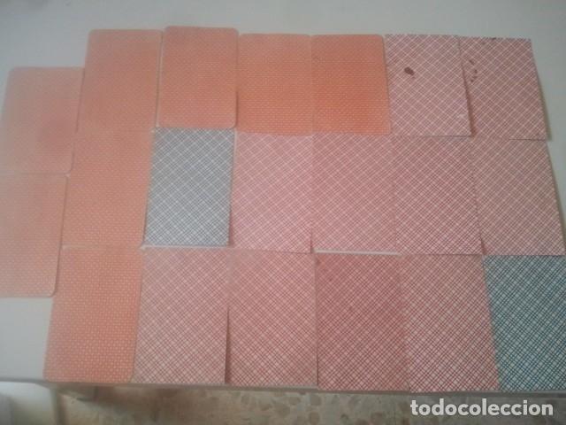 Barajas de cartas: NAIPES DE BARAJA - SEGUNDO DE OLEA - EL HERALDO - PARA CASINOS - Y OTRAS - LOTE DE ANTIGUAS CARTAS - Foto 6 - 182596070