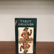 Baralhos de cartas: HERACLIO FOURNIER - TAROT GENOVES. Lote 182750973