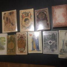 Mazzi di carte: LOTE BARAJAS FOURNIER FASCIMIL. Lote 182783540