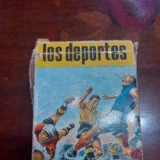 Barajas de cartas: BARAJA LOS DEPORTES.FOURNIER. Lote 182832435