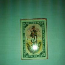 Barajas de cartas: CARTAS BARAJA ESPAÑOLA PUBLICIDAD WHISKY LONG JOHN AÑOS 70 DE FOURNIER COMPLETA-- NUEVA. Lote 182859453