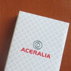 Barajas de cartas: BARAJA SIDERURGICA CARTAS HERACLIO FOURNIER ACERALIA. Lote 182938825