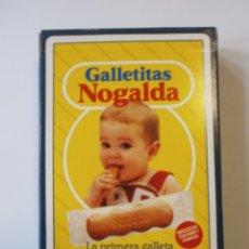 Barajas de cartas: BARAJA GALLETITAS NOGALDA MILUPA NUEVA SINDESPRECINTAR. Lote 182993048