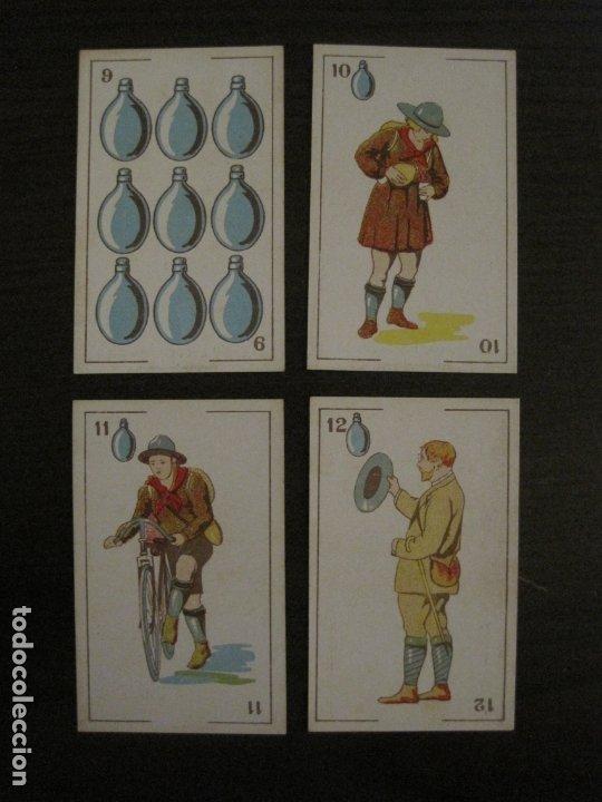 Barajas de cartas: BARAJA-BOY SCOUTS-REVERSO ARTISTAS CINE-48 CARTAS-PERFECTO ESTADO-CHOC·JOSE MªPUIG-VER FOTOS-V-18100 - Foto 13 - 183031201