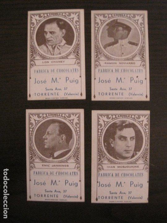 Barajas de cartas: BARAJA-BOY SCOUTS-REVERSO ARTISTAS CINE-48 CARTAS-PERFECTO ESTADO-CHOC·JOSE MªPUIG-VER FOTOS-V-18100 - Foto 14 - 183031201