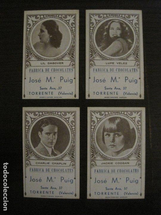 Barajas de cartas: BARAJA-BOY SCOUTS-REVERSO ARTISTAS CINE-48 CARTAS-PERFECTO ESTADO-CHOC·JOSE MªPUIG-VER FOTOS-V-18100 - Foto 23 - 183031201