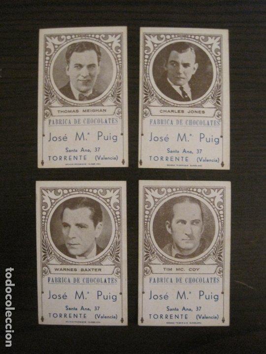 Barajas de cartas: BARAJA-BOY SCOUTS-REVERSO ARTISTAS CINE-48 CARTAS-PERFECTO ESTADO-CHOC·JOSE MªPUIG-VER FOTOS-V-18100 - Foto 25 - 183031201