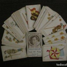 Barajas de cartas: BARAJA-BOY SCOUTS-REVERSO ARTISTAS CINE-48 CARTAS-PERFECTO ESTADO-CHOC·JOSE MªPUIG-VER FOTOS-V-18100. Lote 183031201