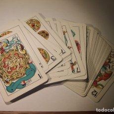 Barajas de cartas: BARAJA ESPAÑOLA MINGOTE .HERACLIO FOURNIER. Lote 183172600