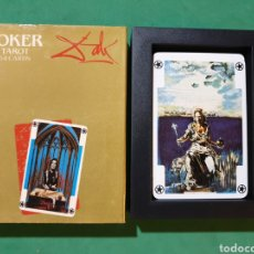 Jeux de cartes: BARAJA DE CARTAS POKER TAROT. DALI.. Lote 183839226