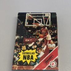Barajas de cartas: HERACLIO FOURNIER - ESTRELLAS DE LA NBA. Lote 183894685