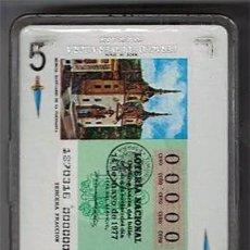 Barajas de cartas: BARAJA DE CARTAS ESPAÑOLA PRECINTADA EN ESTUCHE DE PLASTICO - LOTERIA NACIONAL - BARAJACARTAS-272. Lote 184089783