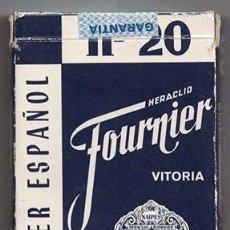 Barajas de cartas: BARAJA DE CARTAS ESPAÑOLA HERACLIO FOURNIER 54 CARTAS - BARAJACARTAS-275. Lote 184094202