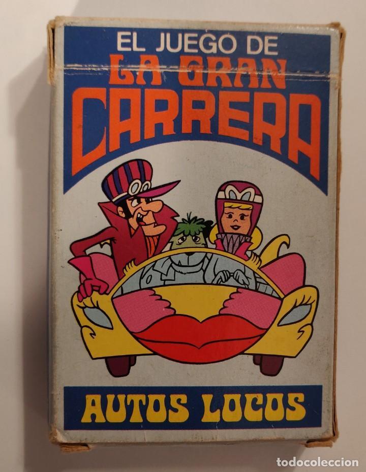 BARAJA INFANTIL EL JUEGO DE LA GRAN CARRERA (Juguetes y Juegos - Cartas y Naipes - Barajas Infantiles)