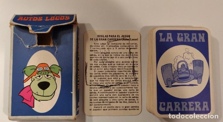 Barajas de cartas: Baraja infantil EL JUEGO DE LA GRAN CARRERA - Foto 3 - 184303692