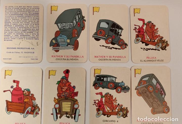 Barajas de cartas: Baraja infantil EL JUEGO DE LA GRAN CARRERA - Foto 4 - 184303692