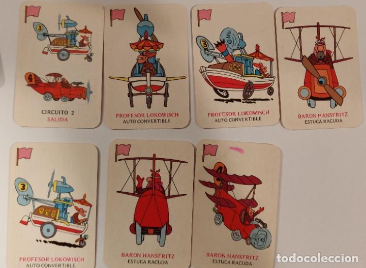 Barajas de cartas: Baraja infantil EL JUEGO DE LA GRAN CARRERA - Foto 8 - 184303692
