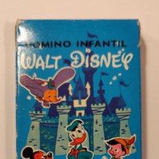 Jeux de cartes: BARAJA INFANTIL DOMINO INFANTIL WALT DISNEY. Lote 224934183