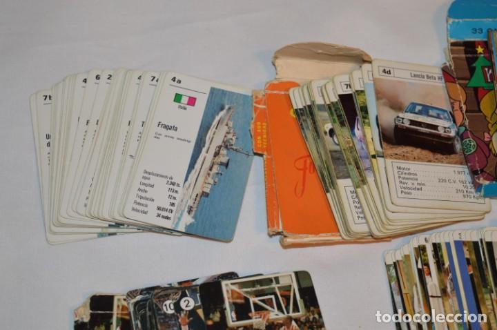 Barajas de cartas: 4 BARAJAS FOURNIER variadas + Más super regalo, otras 15 barajas diferentes ¡Mira fotos y detalles! - Foto 6 - 184371350