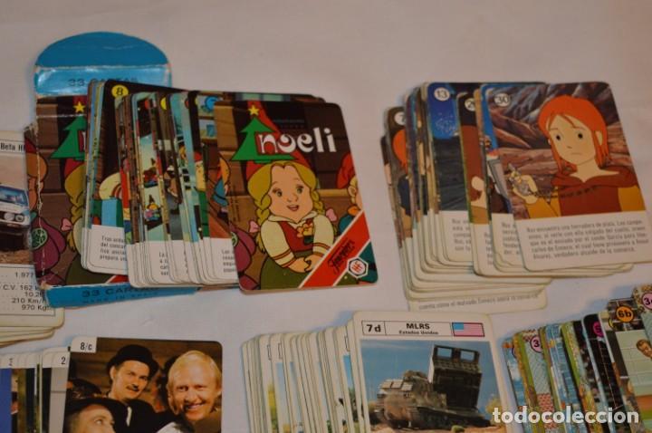 Barajas de cartas: 4 BARAJAS FOURNIER variadas + Más super regalo, otras 15 barajas diferentes ¡Mira fotos y detalles! - Foto 7 - 184371350