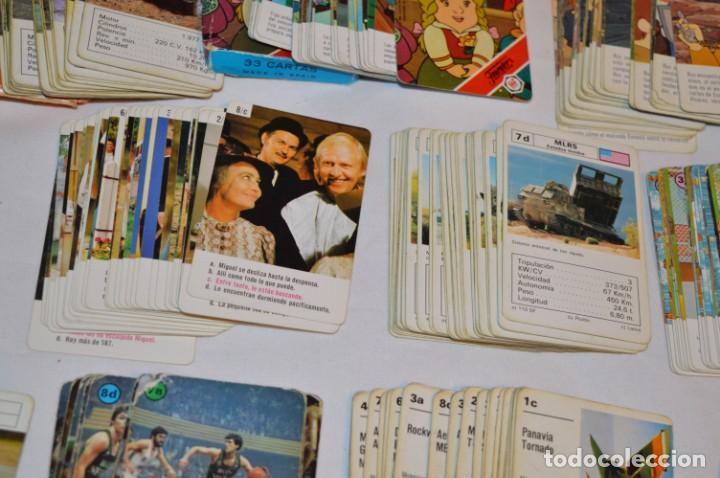 Barajas de cartas: 4 BARAJAS FOURNIER variadas + Más super regalo, otras 15 barajas diferentes ¡Mira fotos y detalles! - Foto 10 - 184371350