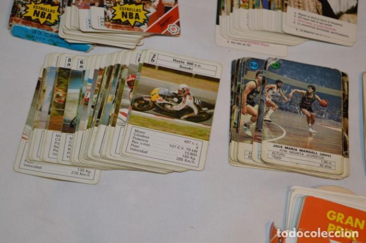 Barajas de cartas: 4 BARAJAS FOURNIER variadas + Más super regalo, otras 15 barajas diferentes ¡Mira fotos y detalles! - Foto 12 - 184371350