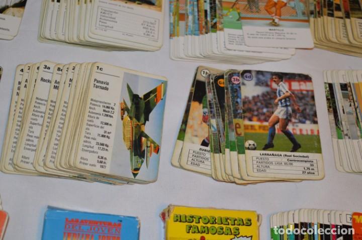Barajas de cartas: 4 BARAJAS FOURNIER variadas + Más super regalo, otras 15 barajas diferentes ¡Mira fotos y detalles! - Foto 13 - 184371350