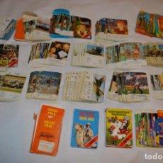 Barajas de cartas: 4 BARAJAS FOURNIER VARIADAS + MÁS SUPER REGALO, OTRAS 15 BARAJAS DIFERENTES ¡MIRA FOTOS Y DETALLES!. Lote 184371350