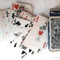 Barajas de cartas: BARAJA POKER BRIDGE POR MINGOTE.1968. Lote 184382861