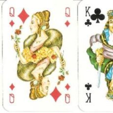 Barajas de cartas: BARAJA, MINI BARAJA UTA AIR LINES, UNION TRANSPORTES AÉREOS, 54+2 JOKER, CARTA MUNDI-BÉLGICA, NUEVA. Lote 184391426
