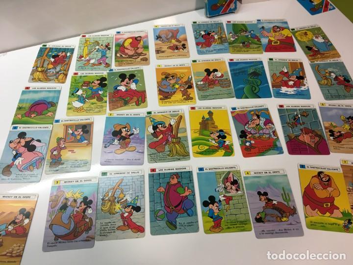 Barajas de cartas: Juego antiguo de cartas,Baraja de Mickey Mouse heraclio, baraja, baraja infantil, - Foto 3 - 184744391