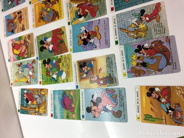 Barajas de cartas: Juego antiguo de cartas,Baraja de Mickey Mouse heraclio, baraja, baraja infantil, - Foto 4 - 184744391